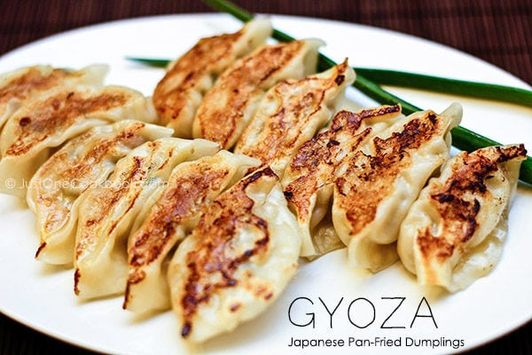 Gyoza (Potstickers) | Japanese Pan Fried Dumpling Recipe | Easy Japanese Recipes at JustOneCookbook.com