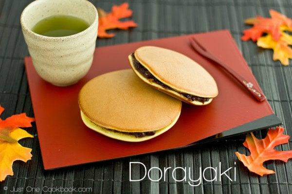 Dorayaki (Japanese Red Bean Pancake) Recipe | JustOneCookbook.com