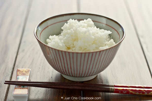 How To Make Rice with Rice Cooker post image