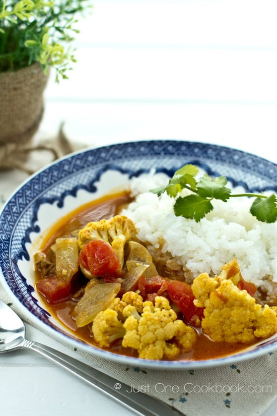 Coconut Curry III