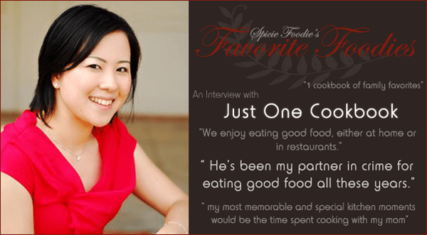 Interview with Spicie Foodie