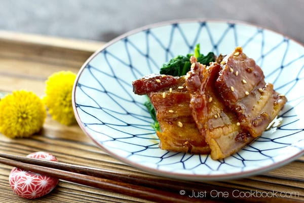Honey Pork Belly III