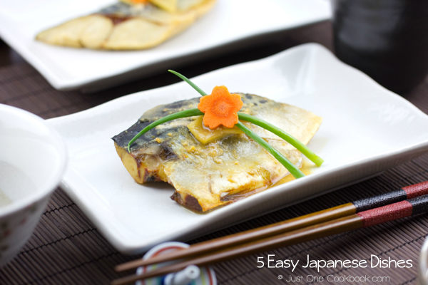 5 Easy Japanese Dishes to Cook At Home | JustOneCookbook.com