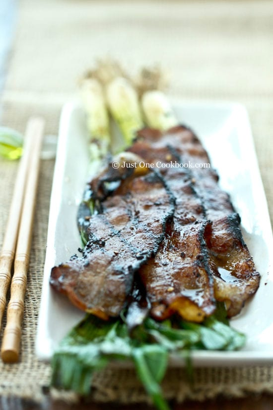 BBQ Pork Belly | JustOneCookbook.com