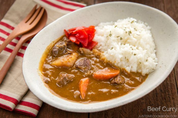 Beef Curry | Easy Japanese Recipes at JustOneCookbook.com
